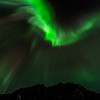 Northern lights over Nyken, Nyksund III