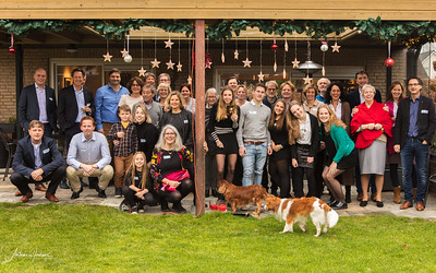 Cooymans family at Christmas day