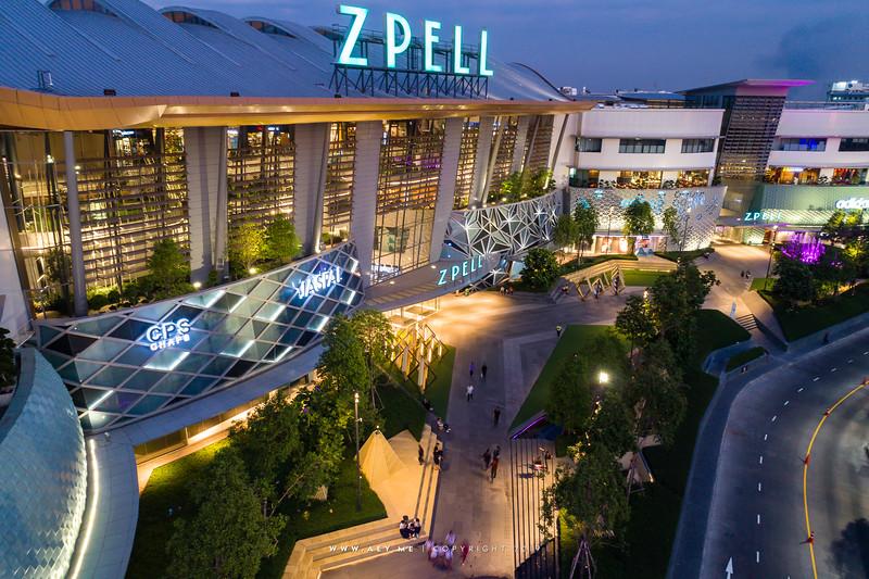 Zpell at Future Park Rangsit
