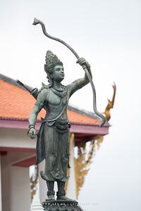 Narayana Holding Weapon, National Museum Bangkok