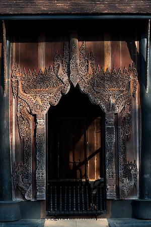 Baan Dam Museum, Chiang Rai