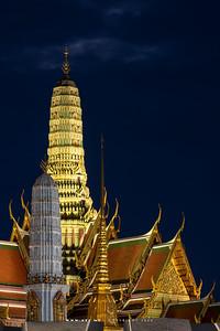 Prasat Phra Thep Bidon, Wat Phra Sri Rattana Satsadaram (Wat Phra Kaew), Grand Palace