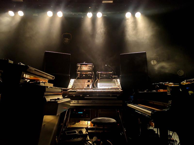 Nils Frahm at The Tivoli, Brisbane, Australia