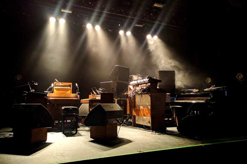 Nils Frahm at The Tivoli, Brisbane, Australia