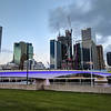 Brisbane CBD from South Bank