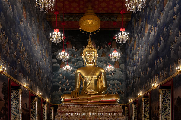 Phra Buddha Devaraj Patimakorn, Wat Devarajkunchon