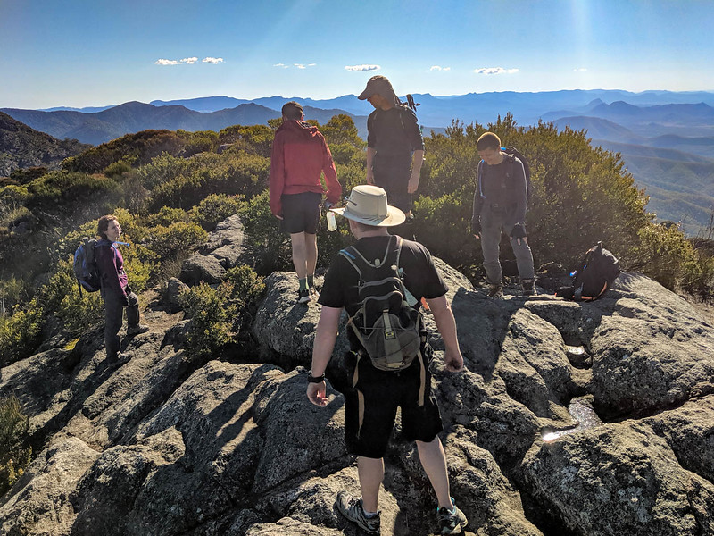 Mt Barney Expedition