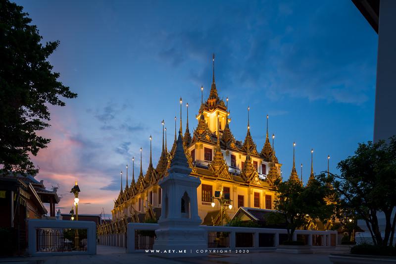 Loha Prasat, Wat Ratchanatdaram