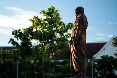 Phra Phrom Mangkhalachan, Wat Chol Pratan Rungsarit