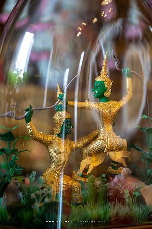 Phra Ubosot, Wat Arun (The Temple of Dawn)