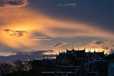 Borom Ratchasathit Mahoran Throne Hall, Grand Palace