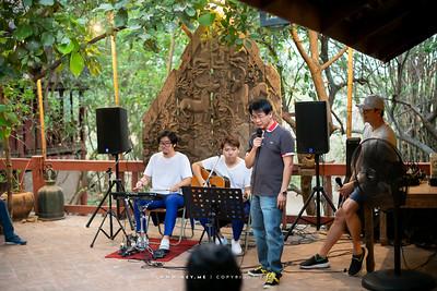 Chef's Table at Baan Thai Ayutthaya Khlong Sra Bua