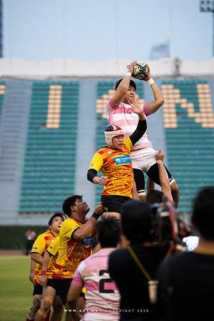 CU TU Traditional Rugby 33rd