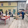 A relaxed celebration in Nyksund