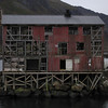 Nyksund brygge - restoring is commenced