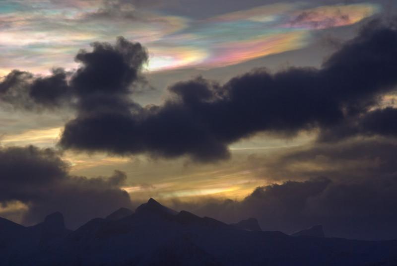 Emerald clouds III