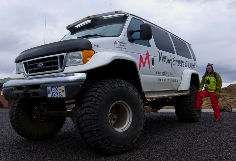 Truck for the remote areas