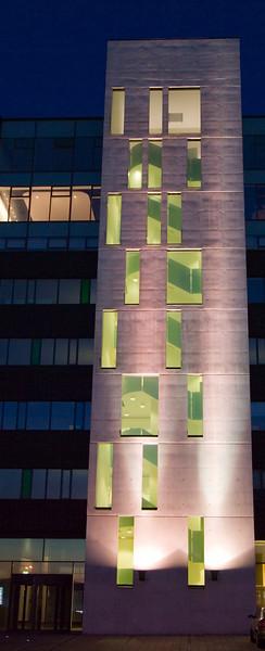 Modern architecture in Reykjavik