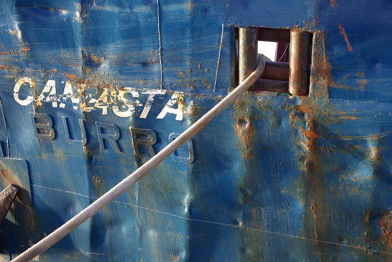 Old, trusty, rusty...