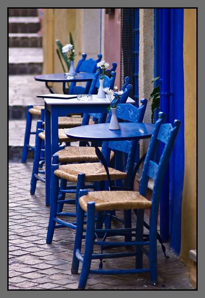 Blue<br /> Chania