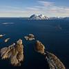 Islands south ov Landegode