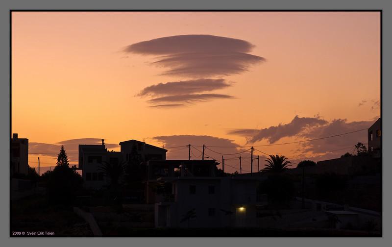Dawn at Stalos - II