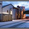 Herring oil factory I<br /> Bodø