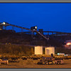 Industrial stuctures<br /> Separation plant, South Varanger iron mine, Kirkenes