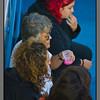 Colourful passengers heading towards Crete