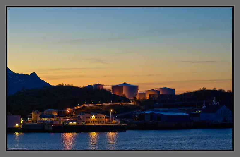 Fuel tanks <br /> Bodø