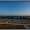 Morning sun at Fetife Studios - overlooking Crete