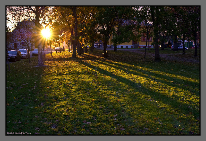 Solparken - The Sun Park, Bodø