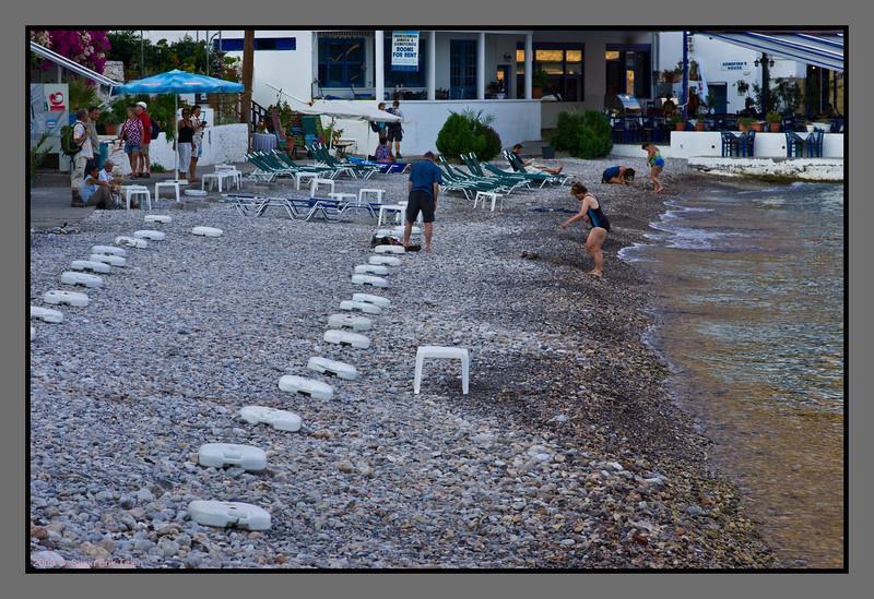 Last upholders of the beach