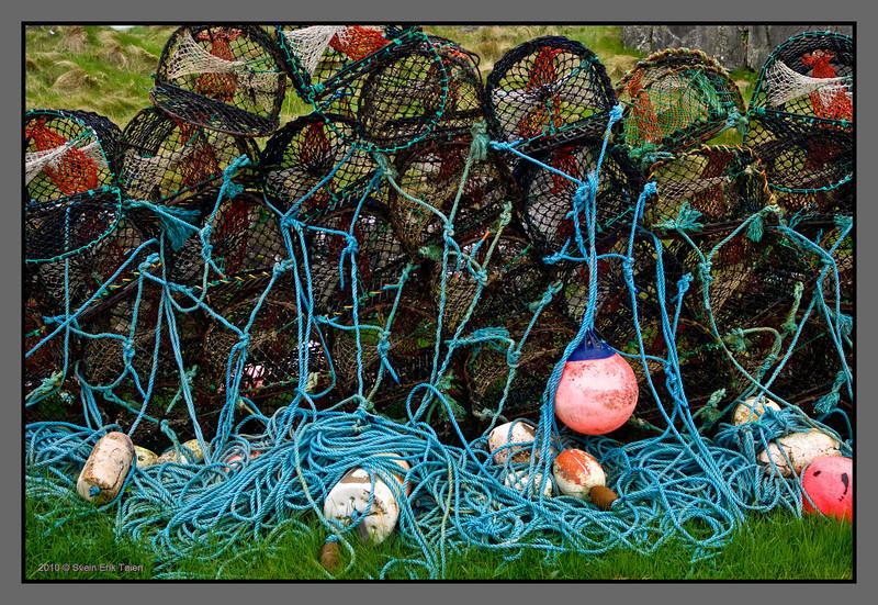 Crab fishing gear