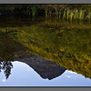 Reflecting Mjelletind<br /> Mjellevatn