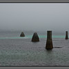 Sea marks<br /> Harbour at Killeany
