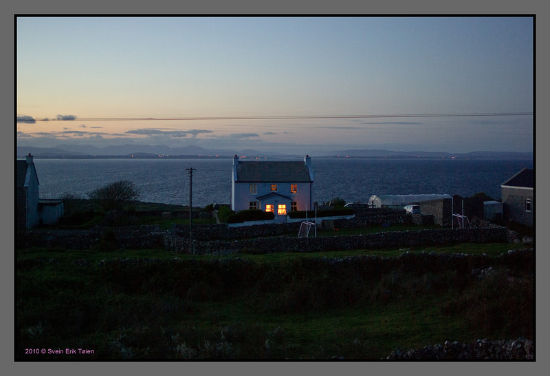 House by the sea<br /> Inishmore