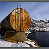 The Tank, Nyksund - on the edge