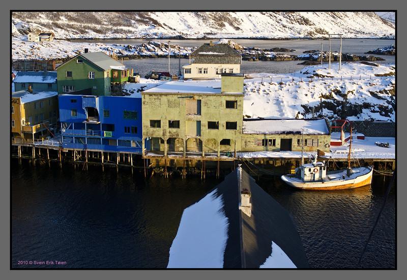 Nyksund harbour