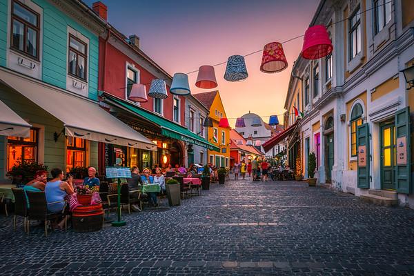 Szentendre, Hungary.