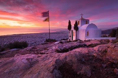 Prophetess Ilias church.