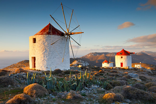 Chora of Amorgos
