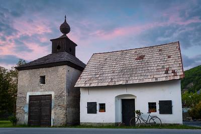 Blatnica, Slovakia.