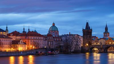 Old town of Prague.