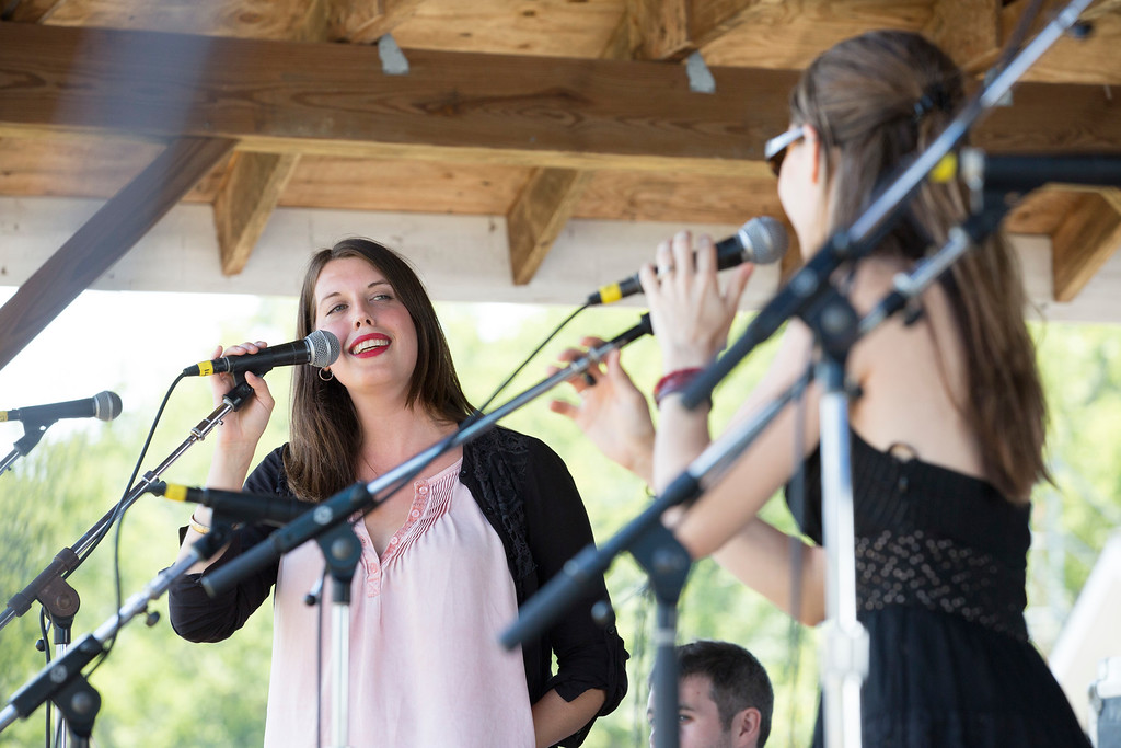 . Audiences enjoy the 60th annual Philadelphia Folk Festival in Upper Salford. Rachel Wisniewski -- For Digital First Media