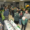 Ancient Order of Hibernians Notre Dame Division 1 Montgomery County holds it's 12 annual Irish Coffee Tasting contest in Swedesburg March 9 , 2017. Gene Walsh — Digital First Media