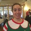 Kimberly Alan is one of Santa's helpers at Brunch With Santa at Elmwood Park Zoo, Norristown, Saturday, Dec. 23, 2017. (Joe Barron ― Digital First Media)