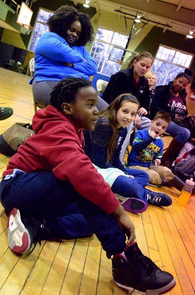 Greater Norristown PAL hosts S.P.A.R.K.S. science program