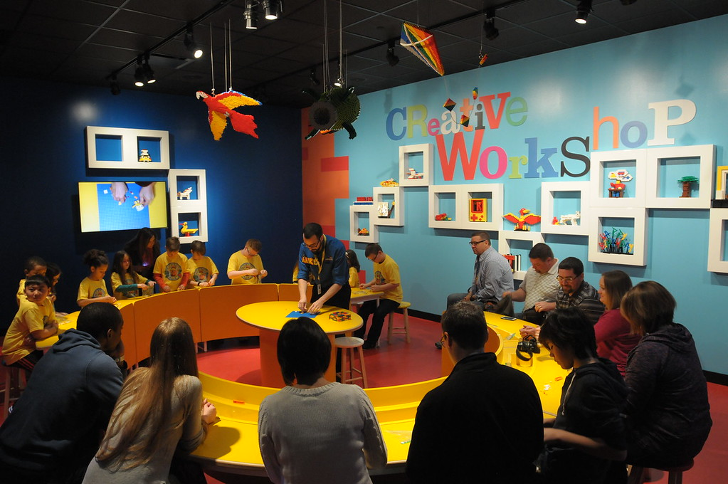 . Legoland Discovery Center holds press preview at Plymouth Meeting Mall March 31 , 2017. Gene Walsh � Digital First Media