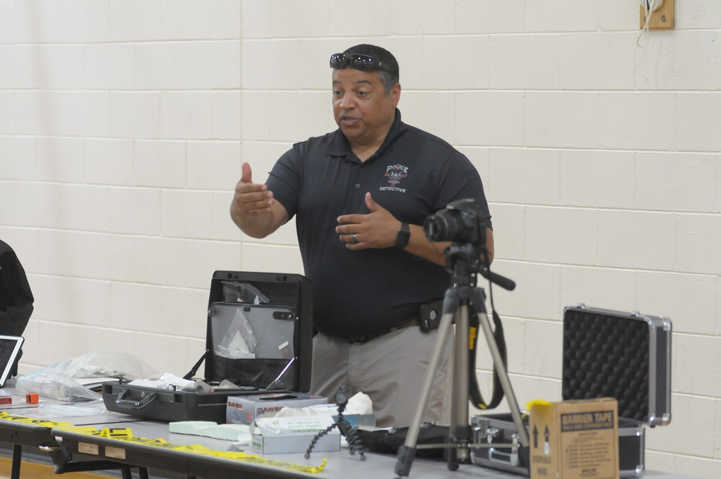 . Lower Providence police department holds it�s annual Cop Camp at Arcola Intermediate School June 19, 2017. Gene Walsh � Digital First Media